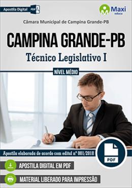 Técnico Legislativo I