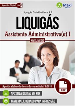 Assistente Administrativo(a) I