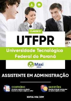 Apostila Digital em PDF da Universidade Tecnológica Federal do Paraná - UTFPR