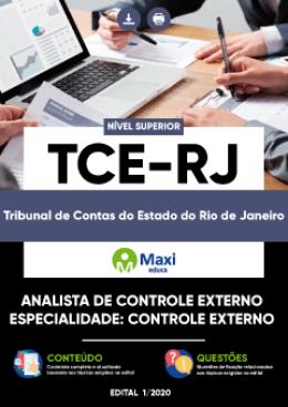 Analista de Controle Externo - Especialidade: Controle Externo