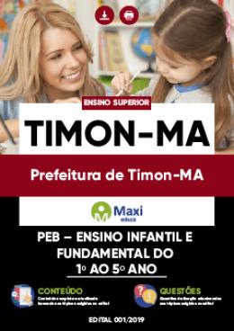 PEB - Ensino Infantil e Fundamental do 1º ao 5º ano
