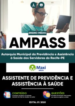 Assistente de Previdência e Assistência à Saúde
