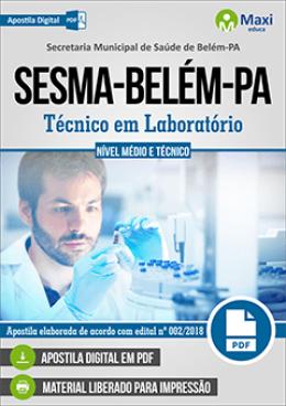 Técnico em Laboratório