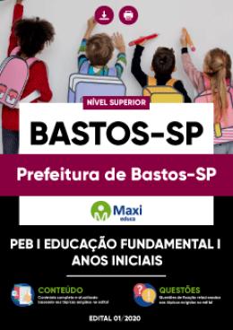 PEB I (Educação Fundamental I - Anos Iniciais)