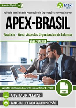 Analista - Área: Aspectos Organizacionais Internos