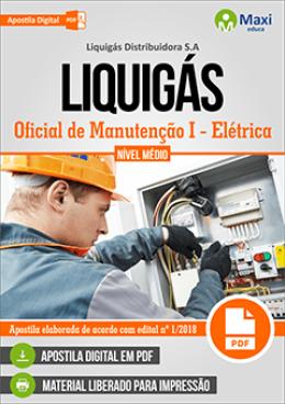 Oficial de Manutenção I - Elétrica