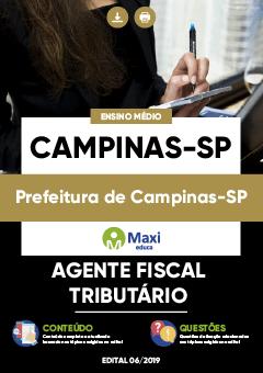 Apostila Digital em PDF da Prefeitura de Campinas - SP