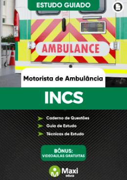 Estudo Guiado - Motorista de Ambulância