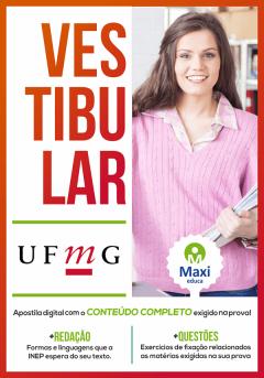 Apostila Digital Preparatória para Vestibular - UFMG