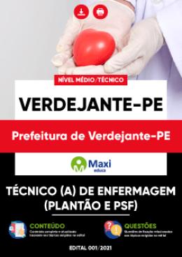 Técnico (a) de Enfermagem (Plantão e PSF)