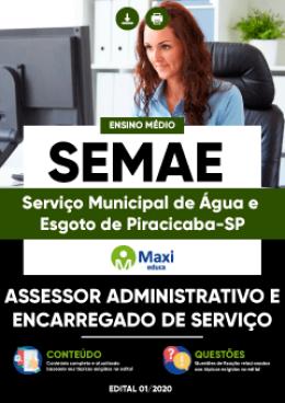 Assessor Administrativo e Encarregado de Serviço