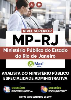 Apostila Digital em PDF do Ministério Público do Estado do Rio de Janeiro - MP-RJ