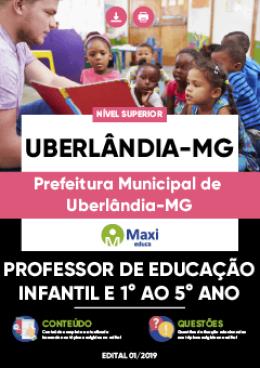 Professor de Educação Infantil e 1° Ao 5° Ano