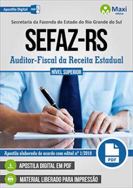 Auditor-Fiscal da Receita Estadual