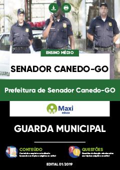 Apostila Digital em PDF da Prefeitura de Senador Canedo-GO