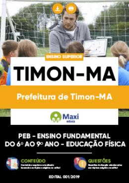 PEB - Ensino Fundamental do 6º ao 9º ano - EDUCAÇÃO FÍSICA