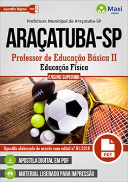 Professor de Educação Básica II - Educação Física