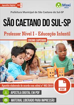 Professor Nível I - Educação Infantil