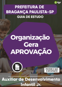 Guia de Estudo -  Auxiliar de Desenvolvimento Infantil Jr.