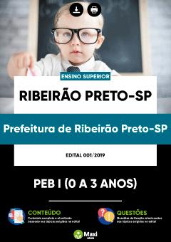 Apostila Digital em PDF da Prefeitura de Ribeirão Preto-SP