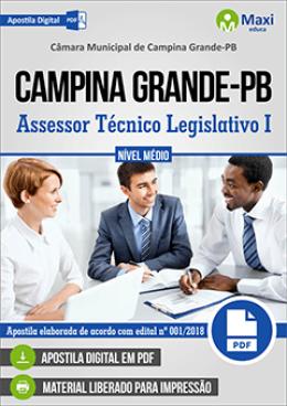 Assessor Técnico Legislativo I