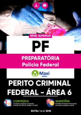 Perito Criminal Federal - Área 6