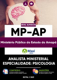 Apostila Digital em PDF da Ministério Público do Estado do Amapá - MP-AP