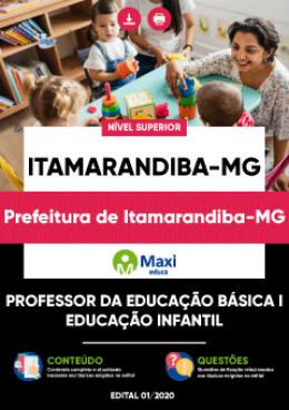 Professor da Educação Básica I - Educação Infantil