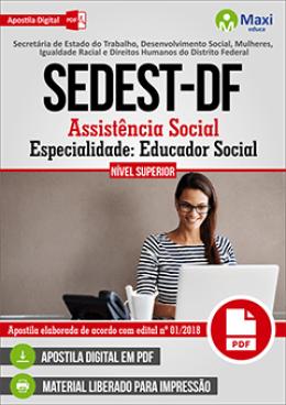 Assistência Social - Especialidade: Educador Social
