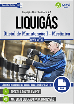 Oficial de Manutenção I - Mecânica