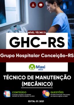 Técnico de Manutenção (Mecânico)