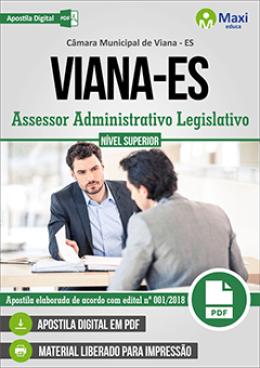 Assessor Administrativo Legislativo