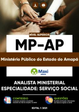 Analista Ministerial – Especialidade: Serviço Social