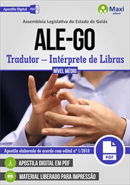 Tradutor – Intérprete de Libras
