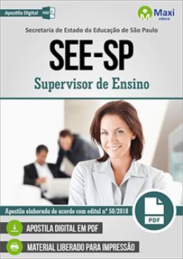 Supervisor de Ensino