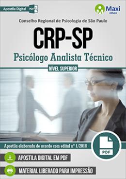 Psicólogo Analista Técnico
