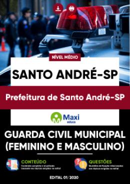 Guarda Civil Municipal (Feminino e Masculino)