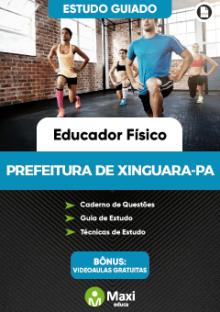 Concurso da Prefeitura de Xinguara-PA