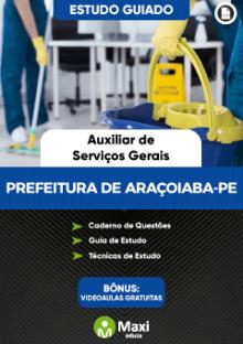Concurso da Prefeitura de Araçoiaba-PE