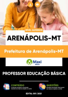Professor Educação Básica