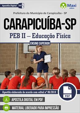 PEB II – Educação Física
