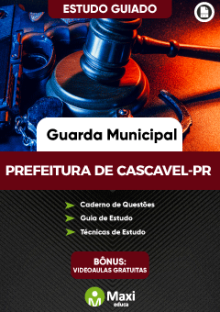 Concurso da Prefeitura de Cascavel - PR