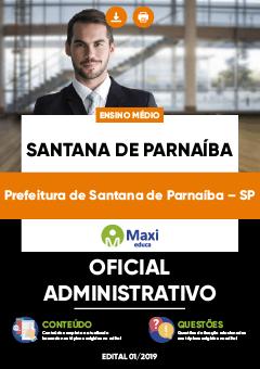 Apostila Digital em PDF da Prefeitura de Santana de Parnaíba - SP