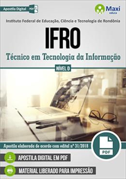 Técnico em Tecnologia da Informação
