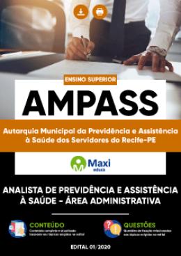 Analista de Previdência e Assistência à Saúde - Área Administrativa