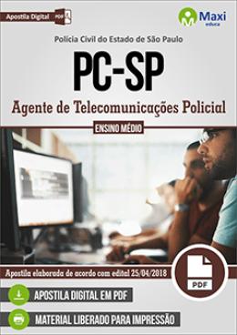 Agente de Telecomunicações Policial