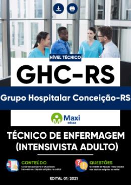 Técnico de Enfermagem (Intensivista Adulto)
