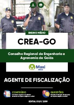 Apostila Digital em PDF do Conselho Regional de Engenharia e Agronomia de Goiás - CREA-GO