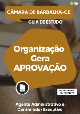 Guia de Estudo -  Agente Administrativo e Controlador Executivo