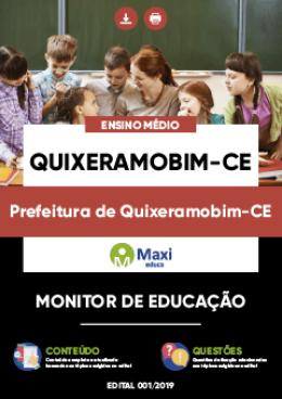 Monitor de Educação